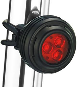Gemini Iris Usb Rechargeable Rear Light
