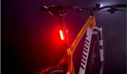 Knog Blinder Mob V Mr Chips USB Rechargeable Rear Light