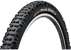 Continental Trail King UST 26 inch Black Chili Folding Off Road MTB Tyre