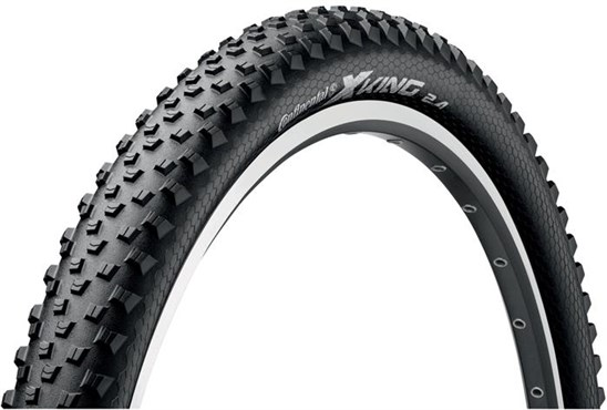 Continental X King PureGrip 26 inch MTB Folding Tyre