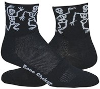 Defeet Aireator Bone Shaker Socks