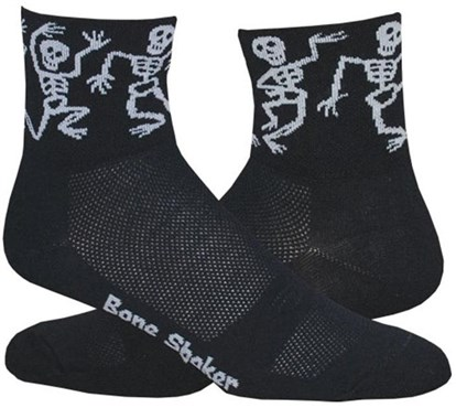 Defeet Aireator Bone Shaker Socks