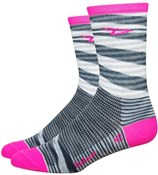"Defeet Aireator 5"" D Logo Socks"