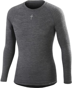 Specialized Merino Underwear Long Sleeve Base Layer | Undertøj og svedtøj