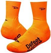 """Defeet Slipstream 4"""" D Logo Overshoe Socks"""