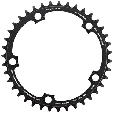 SRAM Red22 39T 11 Speed X-Glide R Yaw S2 130 Alum 3mm Road Chainring | chainrings_component