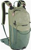Evoc Stage 6L + 2L Bladder Hydration Backpack