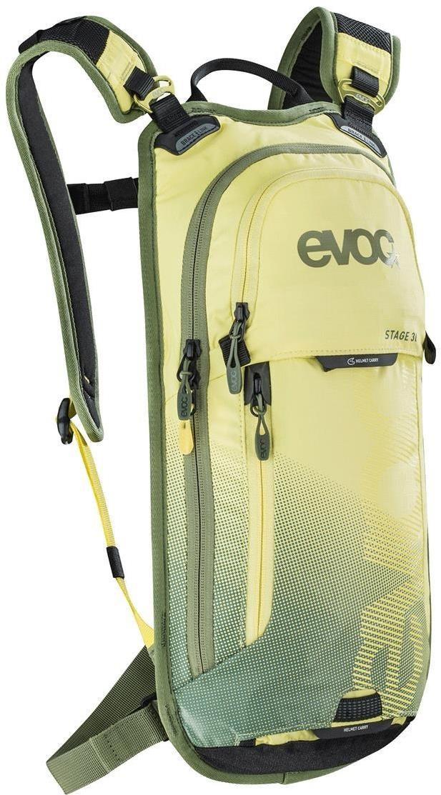 Evoc Stage 3L + 2L Bladder Hydration Backpack   Travel bags