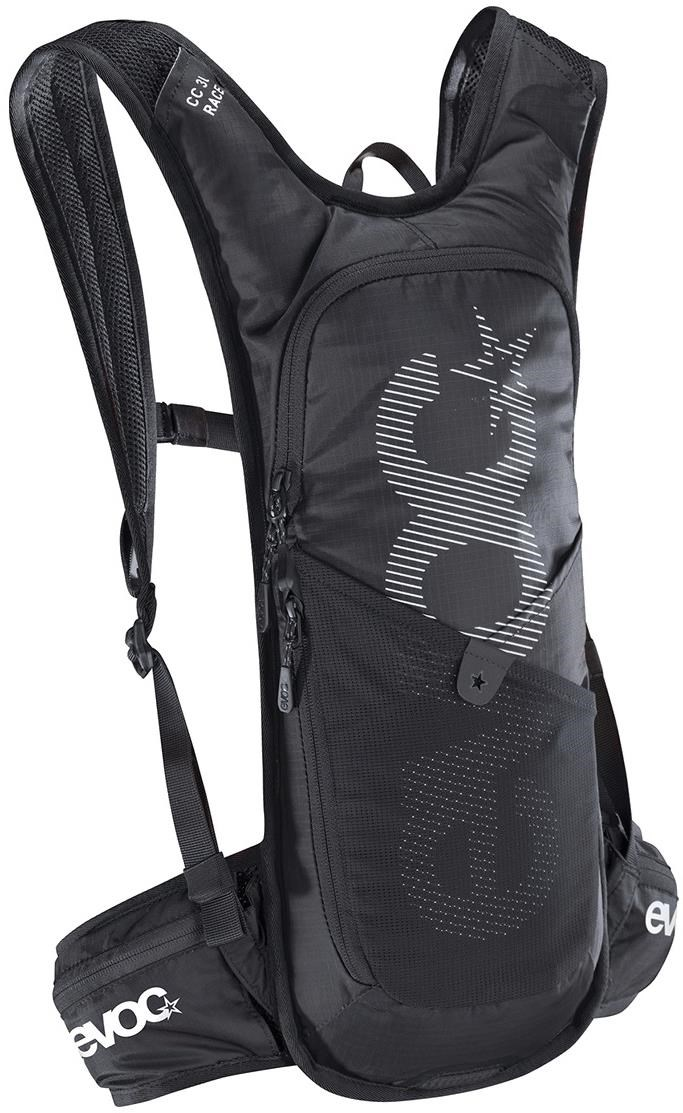 Evoc CC 3L + 2L Bladder Race Hydration Backpack   Travel bags