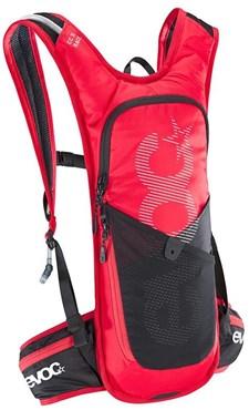 Evoc CC 3L + 2L Bladder Race Hydration Backpack