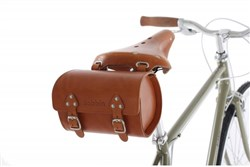 Bobbin Saddle Bag
