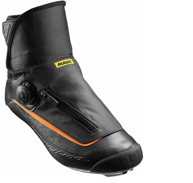 Mavic Ksyrium Pro Thermo Road Cycling Shoes | Shoes and overlays