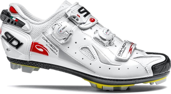 SIDI Dragon 4 SRS CC Lucido SPD MTB Shoes | Sko