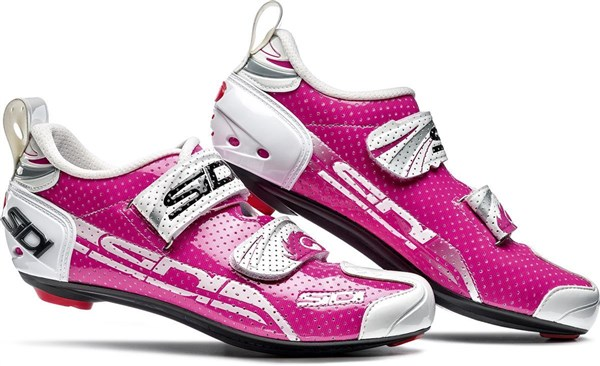 SIDI T4 Air Carbon Comp Womens Road Cycling Shoes
