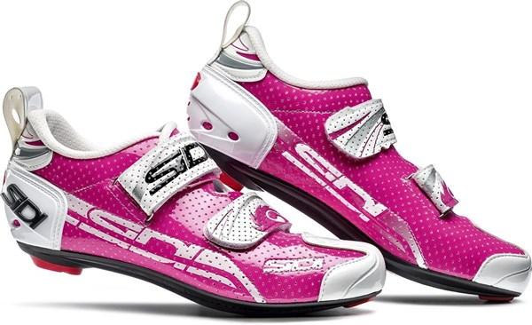 SIDI T4 Air Carbon Comp Womens Road Cycling Shoes | Sko