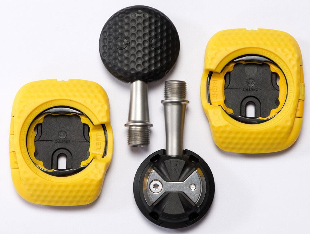 Speedplay Zero Aero Titanium Pedals | Pedals