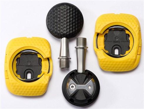 Speedplay Zero Aero Stainless Pedals