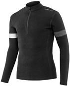 Giant Col Merino Long Sleeve Cycling Jersey