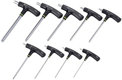 Birzman T-Handle Ball Point Hex Keys