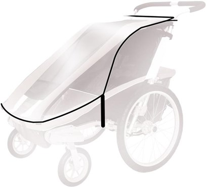 Thule Rain Cover Thule Child Carriers
