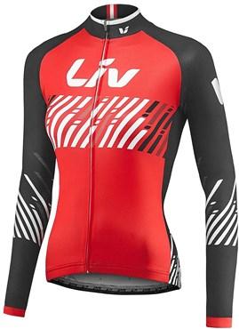 Liv Womens Beliv Long Sleeve Cycling Jersey