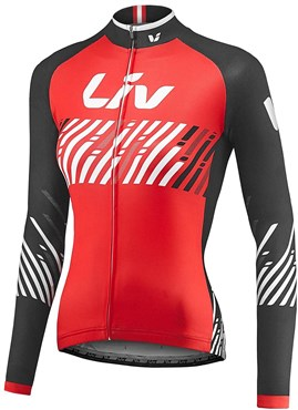 Liv Beliv Womens Long Sleeve Jersey 2017