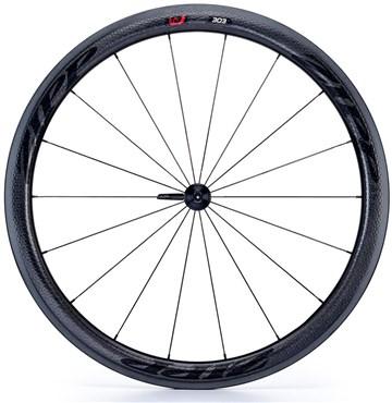 Zipp 303 Firecrest Tubular 77 Front Road Wheel | Forhjul