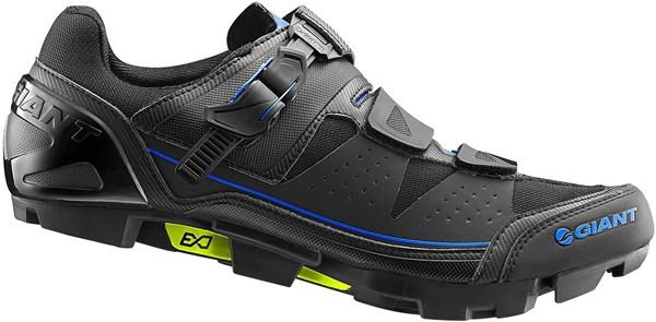 Giant Amp MES/Nylon Trail Off-Road SPD MTB Shoes