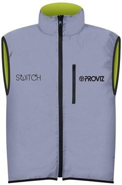 Proviz Switch Cycling Gilet Main Grey