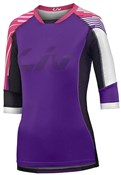 Liv Tangle Womens 3/4 Sleeve Jersey