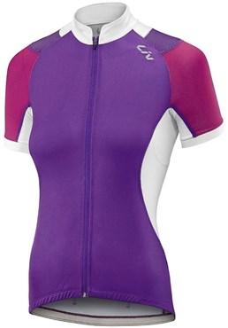 Liv Womens Rosa Short Sleeve Cycling Jersey