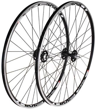 Tru-Build 700c Sealed Tracked Front Wheel Mach1 Omega Rim 32H