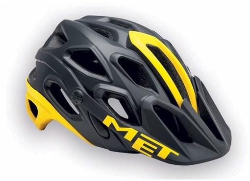 MET Lupo HES MTB Cycling Helmet 2017