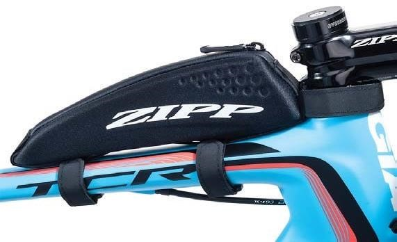 Zipp Speed Box 1.0 - Includes Mounting Hardware and Velcro Straps