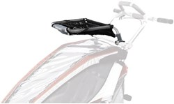 Thule Cargo Rack - Double For Accessory Bar