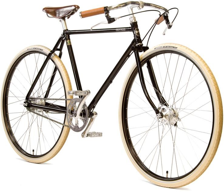 Pashley Guvnor 2019 - Hybrid Classic Bike | City-cykler