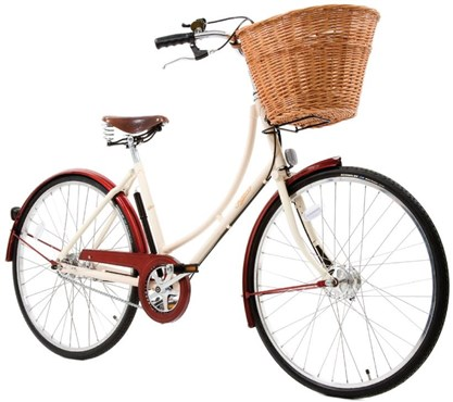 Pashley Sonnet 28 Pure Womens 2019 - Hybrid Classic Bike