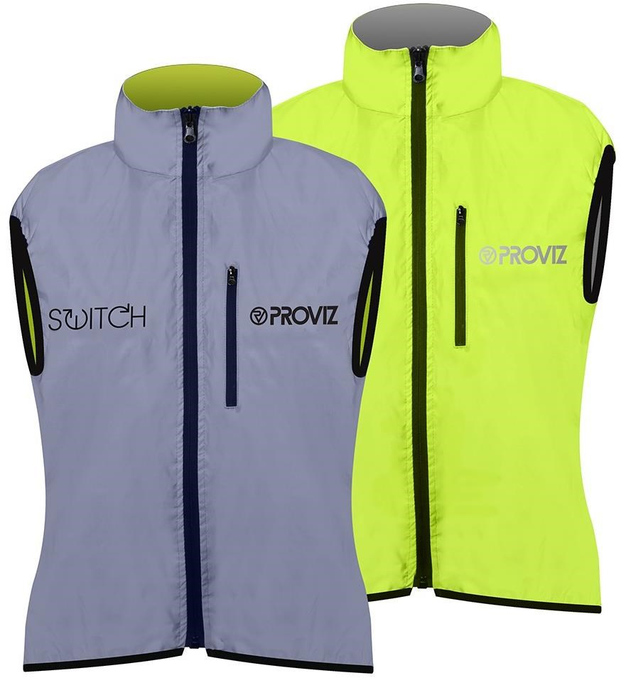 Proviz Switch Womens Cycling Gilet   Vests