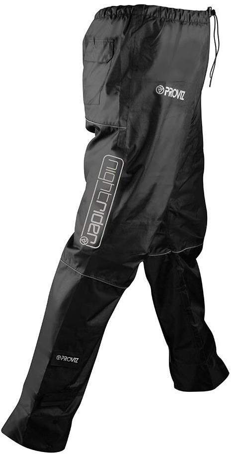 Proviz Nightrider Womens Waterproof Cycling Trousers