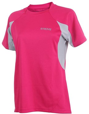 Proviz Active T Womens Short Sleeve Tech Tee