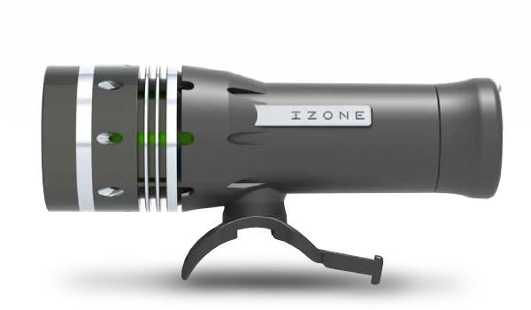 Izone ARC 850 Rechargeable Front Light