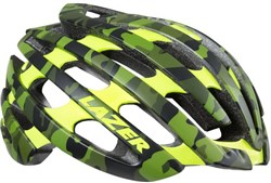 Lazer Z1 LifeBeam - Integrated Heart Rate Monitoring  Road Cycling Helmet