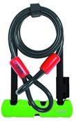 Abus Ultra 410 Mini D Lock + Cable