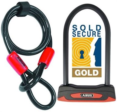 Abus Granit London 53 D-Lock Combination Pack