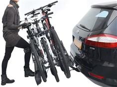 Peruzzo Pure Instinct Towbar Bike Rack