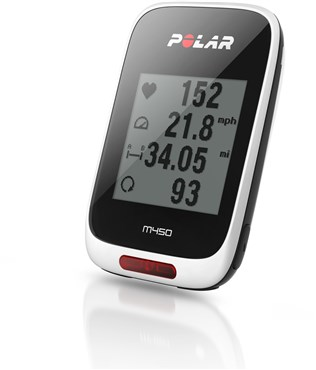 Polar M450 GPS Bike Computer With Heart Rate Monitor