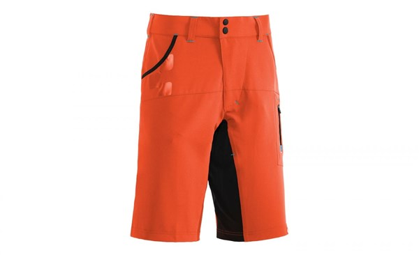 Cube Motion Baggy Shorts Without Inner Shorts