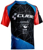 Cube Action Roundneck Team Short Sleeve Jersey