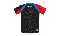 Cube Action Roundneck Team Short Sleeve Cycling Jersey