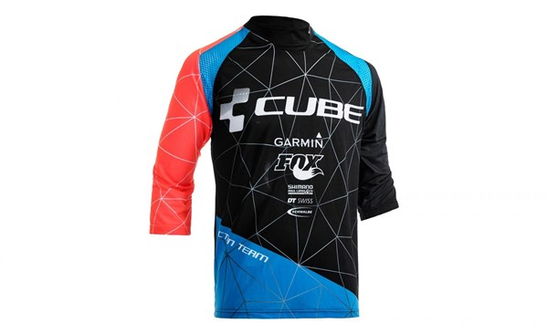 Cube Action Roundneck Signature 3/4 Sleeve Jersey